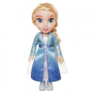Black Friday - Disney Frozen 2 Elsa Adventure Doll