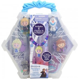 Disney Frozen 2 Necklace Activity Set