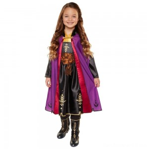 Black Friday - Disney Frozen 2 Anna Travel Dress, Size: Small, MultiColored