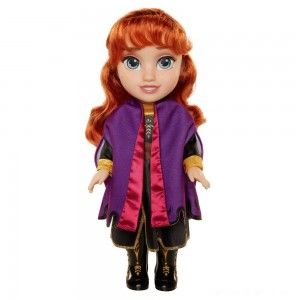 Black Friday - Disney Frozen 2 Anna Adventure Doll