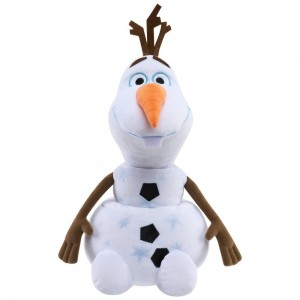 Black Friday - Disney Frozen 2 Large Plush Olaf