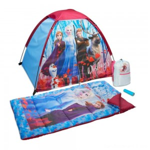 Black Friday - Disney Frozen 2 Anna 4pc Camp Kit