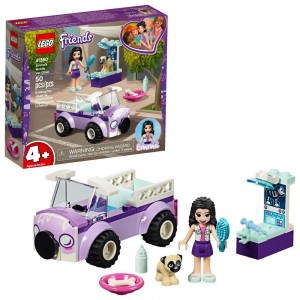 LEGO Friends Emma's Mobile Vet Clinic 41360