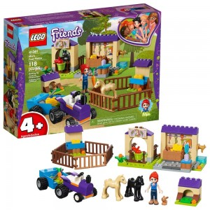 Black Friday - LEGO Friends Mia's Foal Stable 41361