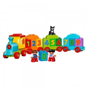 Black Friday - LEGO DUPLO My First Number Train 10847