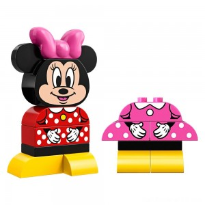 Black Friday - LEGO DUPLO Minnie Mouse My First Minnie Build 10897