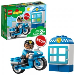 Black Friday - LEGO DUPLO Police Bike 10900