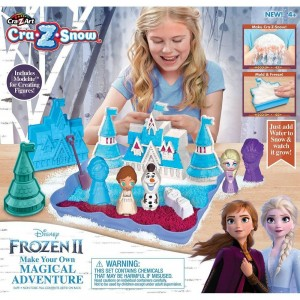 Disney Frozen 2 Make Your Own Magical Adventure Craft Activity Kit