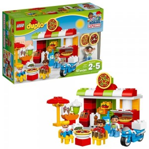 Black Friday - LEGO DUPLO Town Pizzeria 10834