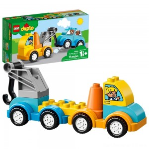 Black Friday - LEGO DUPLO My First Tow Truck 10883