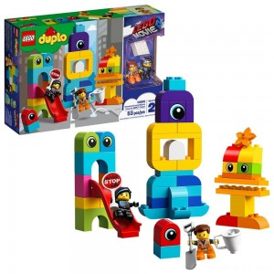 Black Friday - THE LEGO MOVIE 2 Emmet and Lucy's Visitors from the DUPLO 10895