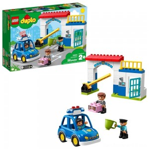 Black Friday - LEGO DUPLO Police Station 10902