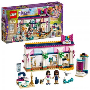 Black Friday - LEGO Friends Andrea's Accessories Store 41344