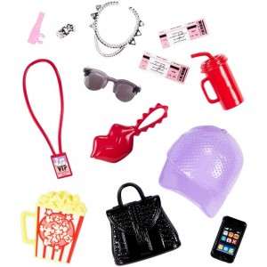 Barbie Fashion Movie Premiere Accessory Pack