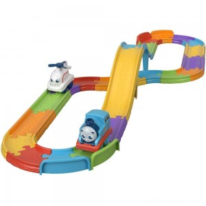 Fisher-Price My First Thomas & Friends On-the-Go Train Set