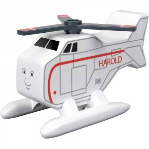 Black Friday - Fisher-Price Thomas & Friends Wood Harold the Helicopter