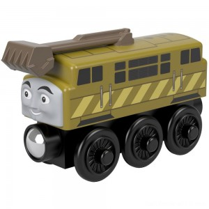 Black Friday - Fisher-Price Thomas & Friends Wood Diesel 10