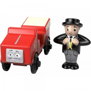 Fisher-Price Thomas & Friends Wood Winston Engine