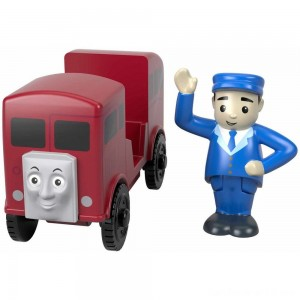 Black Friday - Fisher-Price Thomas & Friends Wood Bertie Engine