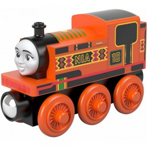 Fisher-Price Thomas & Friends Wood Nia Engine