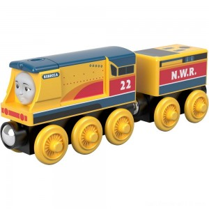 Fisher-Price Thomas & Friends Wood Rebecca