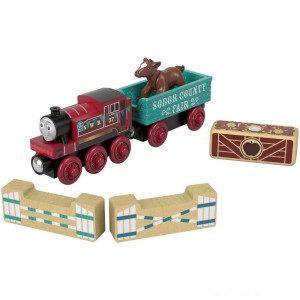 Black Friday - Fisher-Price Thomas & Friends Wood Rosie's Prize Pony