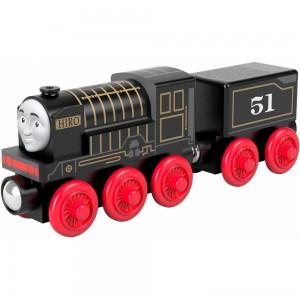 Black Friday - Fisher-Price Thomas & Friends Wood Hiro Engine
