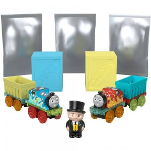 Black Friday - Fisher-Price Thomas & Friends MINIS Fizz 'n Go Mega Pack