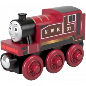 Fisher-Price Thomas & Friends Wood Rosie Engine