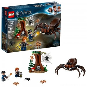 Black Friday - LEGO Harry Potter Aragog's Lair 75950