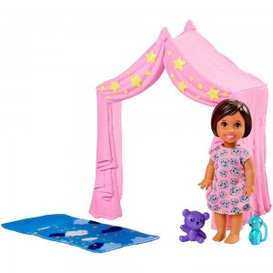 Black Friday - Barbie Skipper Babysitter Inc. Doll & Sleepover Playset