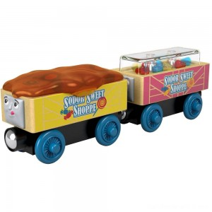 Black Friday - Fisher-Price Thomas & Friends Wood Candy Cars