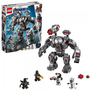 Black Friday - LEGO Marvel Avengers War Machine Buster 76124