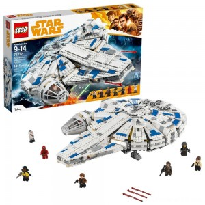 Black Friday - LEGO Star Wars Kessel Run Millennium Falcon 75212