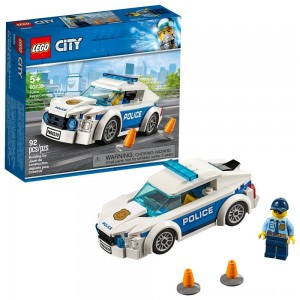 Black Friday - LEGO City Police Patrol Car 60239