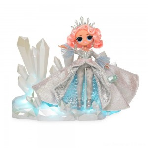 L.O.L. Surprise! Winter Disco O.M.G. Crystal Star 2019 Collector Edition Fashion Doll