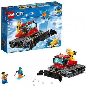 Black Friday - LEGO City Great Vehicles Snow Groomer 60222