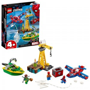 Black Friday - LEGO Super Heroes Marvel Spider-Man: doc Ock Diamond Heist 76134
