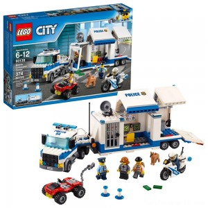 Black Friday - LEGO City Police Mobile Command Center 60139