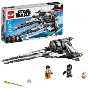 Black Friday - LEGO Star Wars Black Ace TIE Interceptor 75242