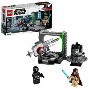 LEGO Star Wars: A New Hope Death Star Cannon 75246 Advanced Building Kit with Death Star Droid