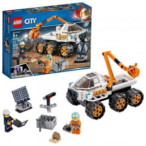 Black Friday - LEGO City Space Port Rover Testing Drive 60225