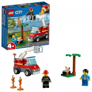 Black Friday - LEGO City Barbecue Burn Out 60212