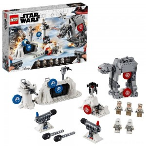 Black Friday - LEGO Star Wars Action Battle Echo Base Defense 75241