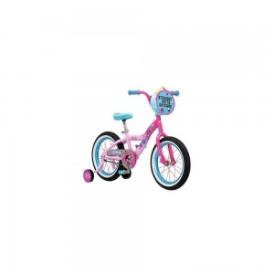 "LOL Surprise 16"" Kids Bike - Pink, Girl's"