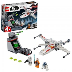 Black Friday - LEGO Star Wars X-Wing Starfighter Trench Run 75235