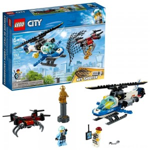 Black Friday - LEGO City Sky Police Drone Chase 60207