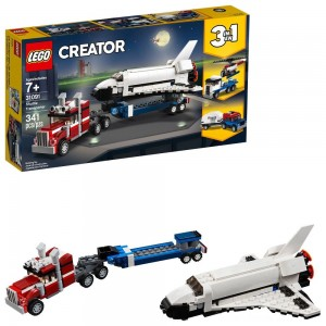 Black Friday - LEGO Creator Shuttle Transporter 31091