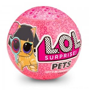 L.O.L. Surprise! Eye Spy Pets Series 1-2