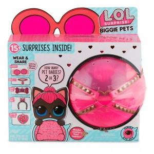 Black Friday - L.O.L. Surprise! Biggie Pet - Spicy Kitty